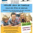 Le Centre Social de Saint Martinien, en collaboration avec la Ludothèque mobile de La Chapelaude, et la Mairie de Mesples organisent une veillée jeux en famille le vendredi 5 avril […]